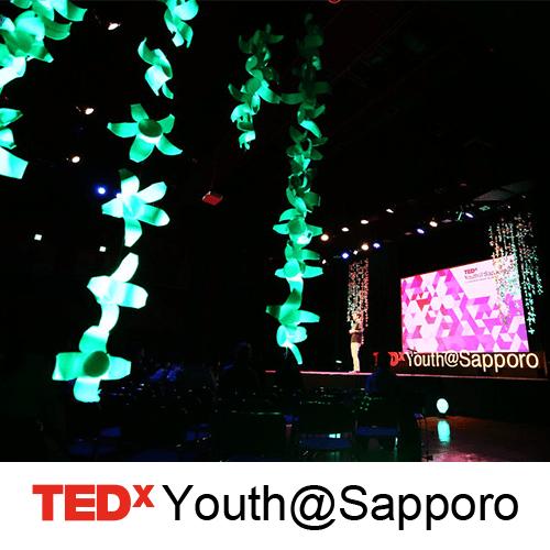 ブログ - TEDxYouth@Sapporo